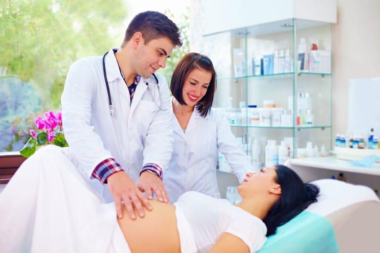 controle arts begin bevalling
