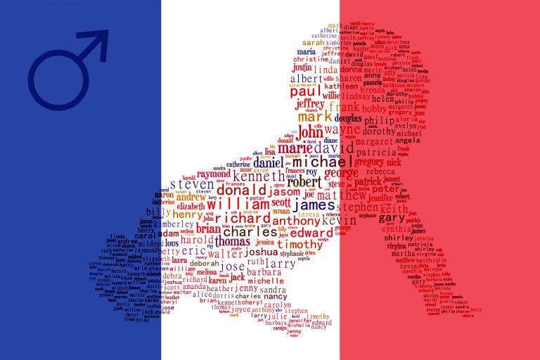 Franse jongensnamen