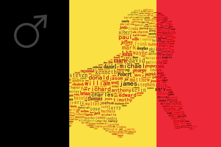 Belgische jongensnamen