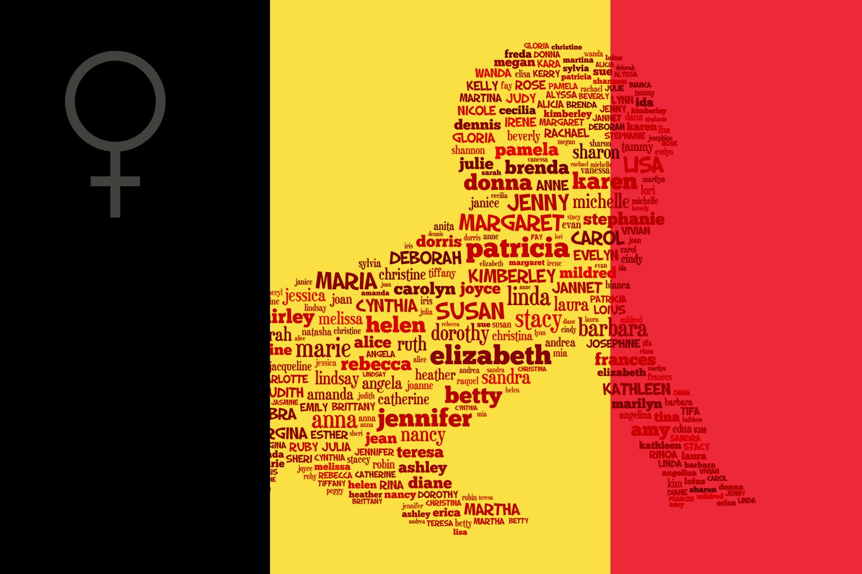 3895 Belgische Meisjesnamen Vlaamse Meiden Namen