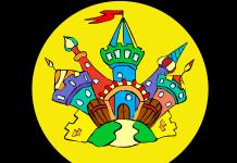 Kleurplaat kasteel voorbeeld