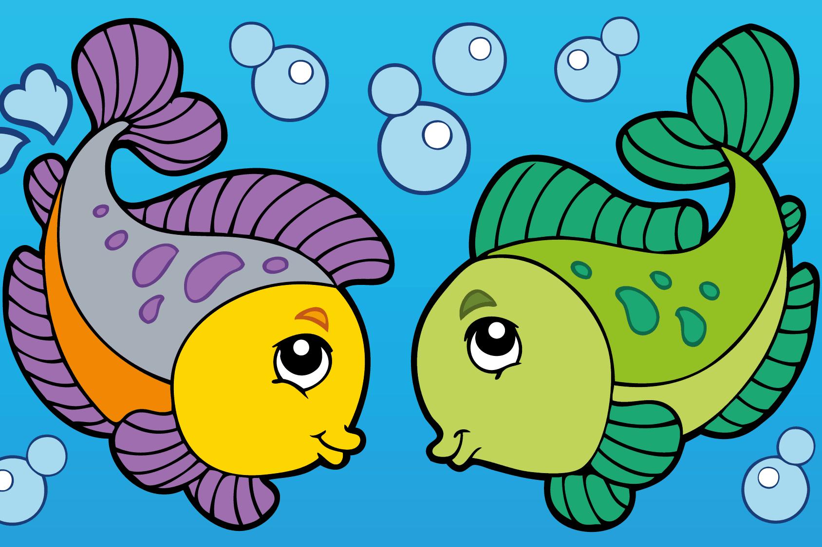 Kleurplaten Van Waterdieren.Vissen Kleurplaat 53 Leukste Kleurplaat Vissen Voor Kids