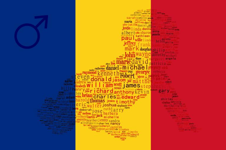 Roemeense jongensnamen