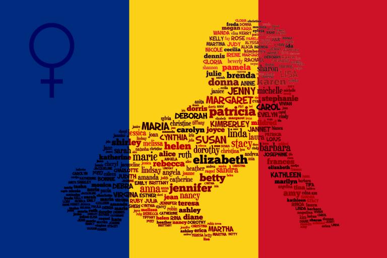 Roemeense meisjesnamen