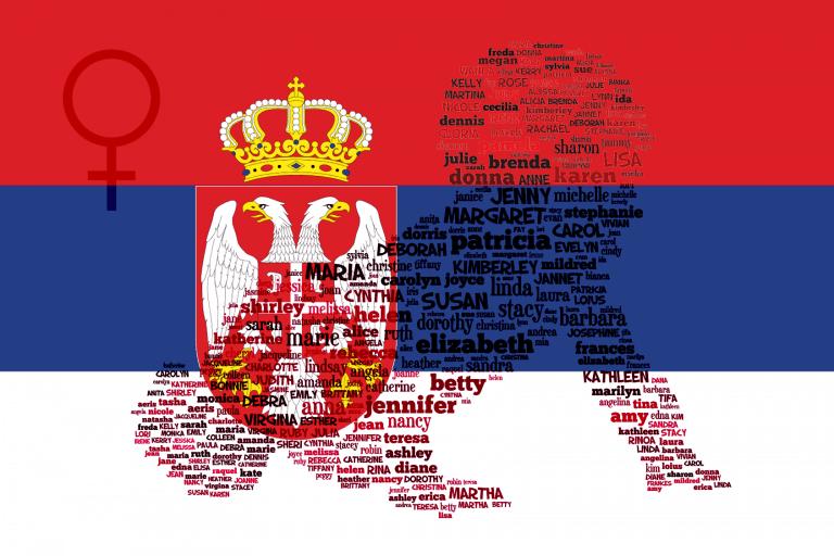 Servische meisjesnamen