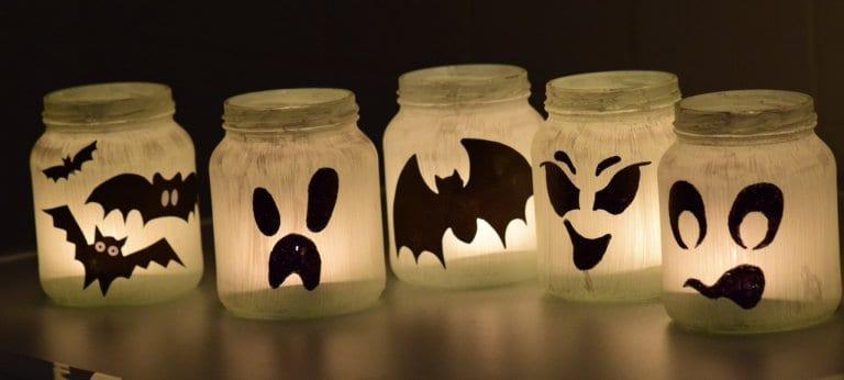 Decoratie lichtjes Halloween