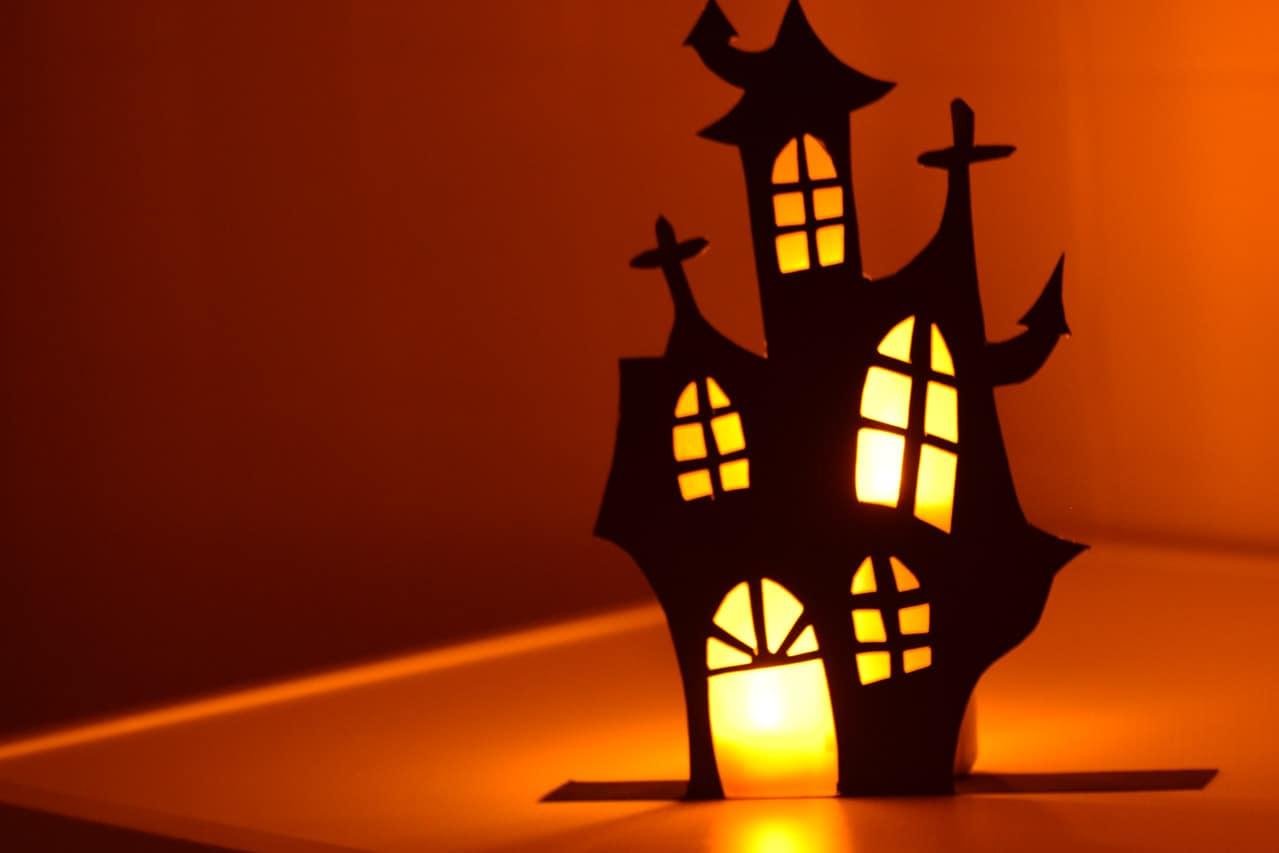 Tekenen En Zo Halloween.Halloween Spookhuis Maken Tijd Met Kinderen