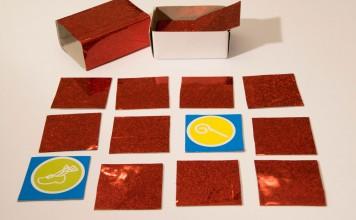 Sinterklaas memory spel maken