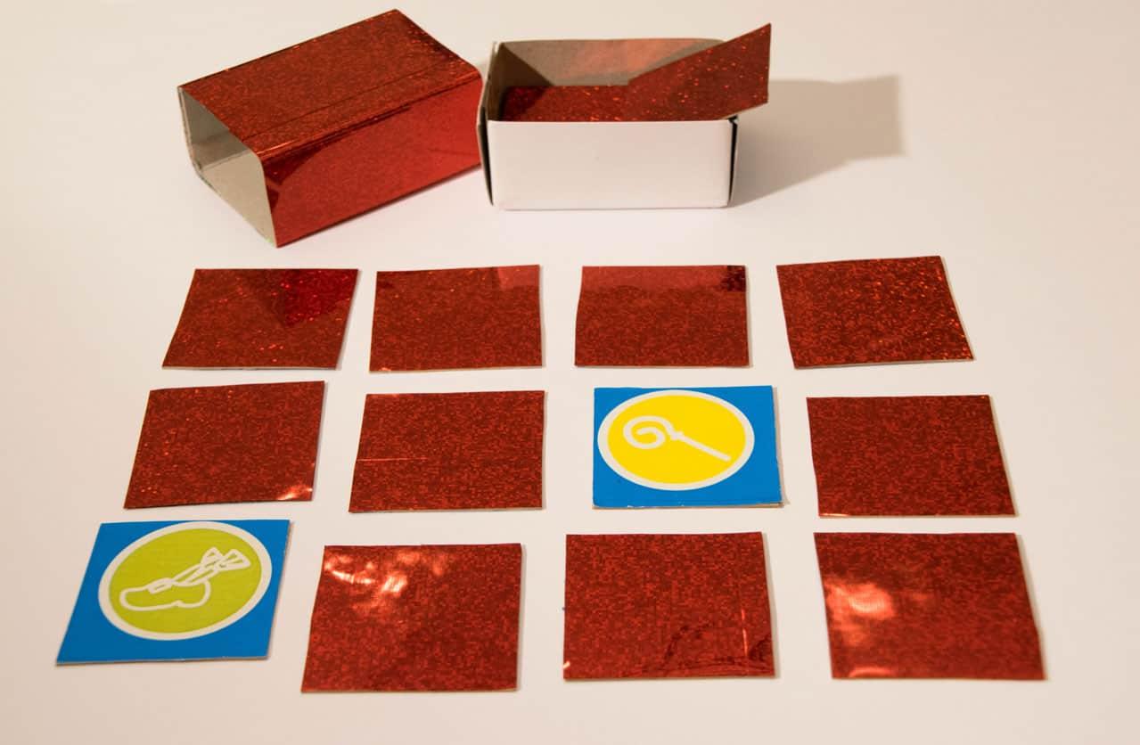 Sinterklaas memory maken complete uitleg om zelf memory for Zelf zoldertrap maken