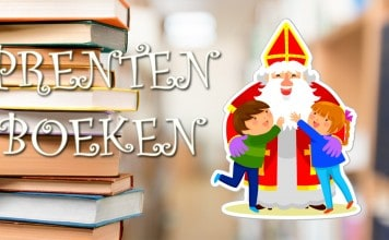 Prentenboek Sinterklaas