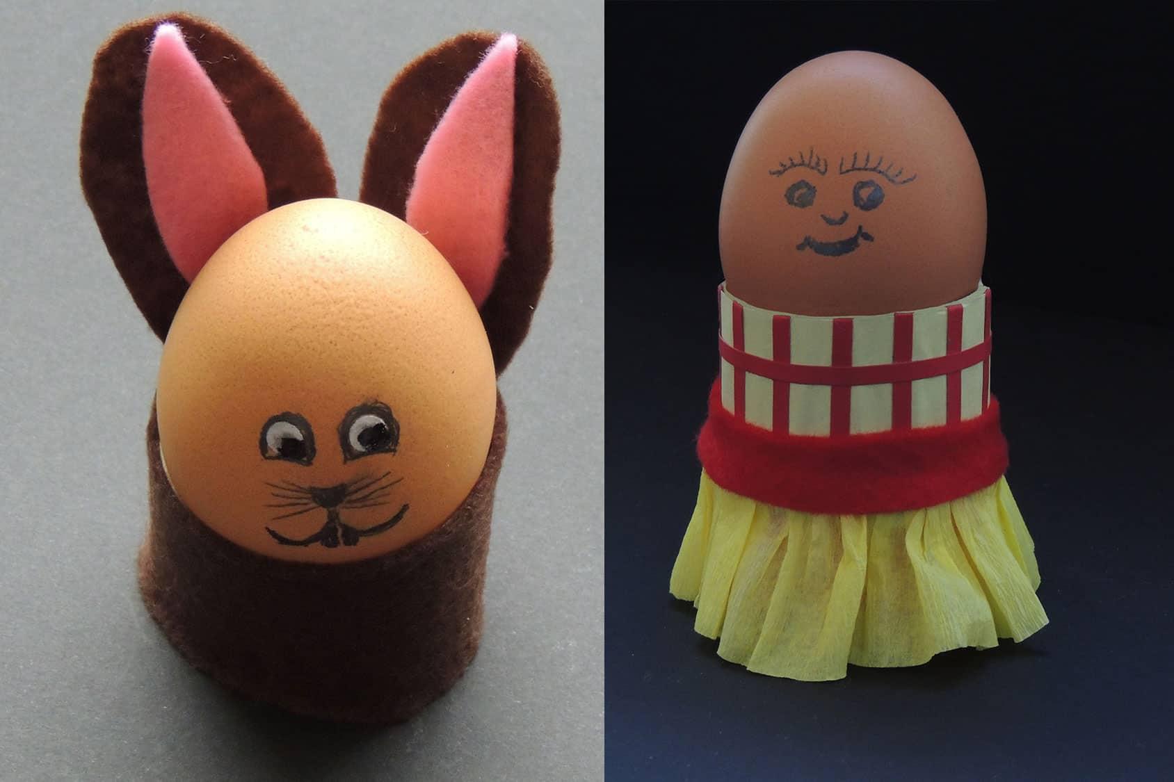 Citaten Pasen Knutselen : Voorbeelden om zelf eierdopjes te maken voor pasen