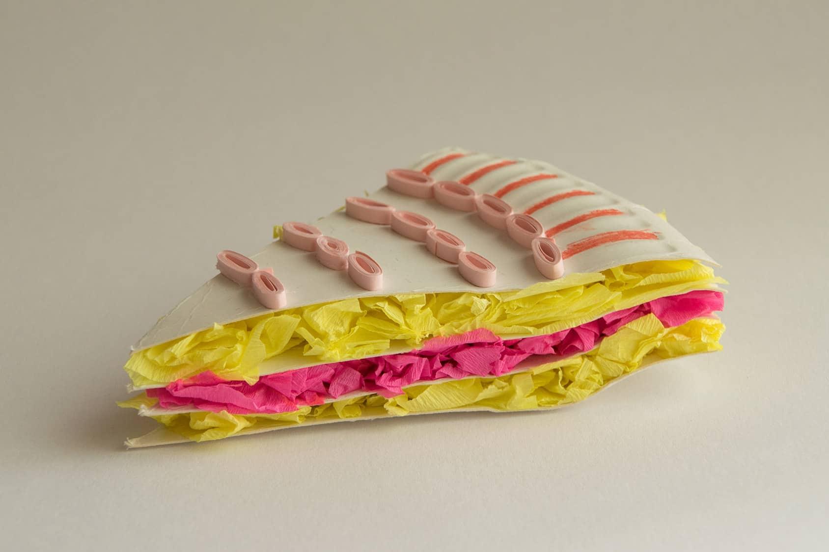 gebakje knutselen