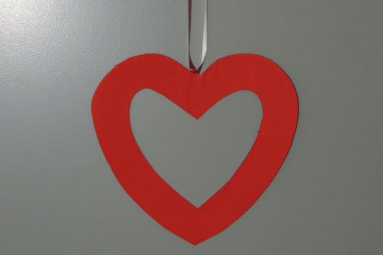 hart in een hart