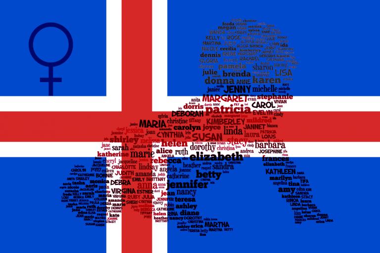 IJslandse meisjesnamen