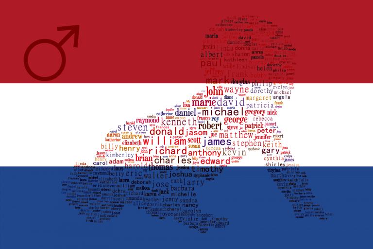 Nederlandse jongensnamen