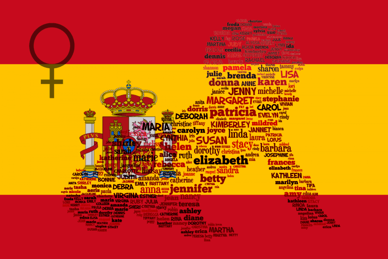 Spaanse meisjesnamen