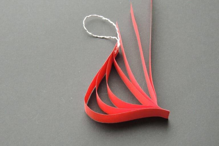 Stap 2 eenvoudige kerstboom versiering