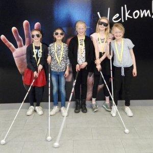 Kinderen in Muzieum