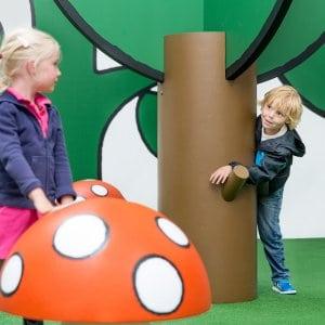 Kinderen in Nijntje Museum