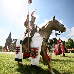 Riddertoernooi Kasteel Hoensbroek