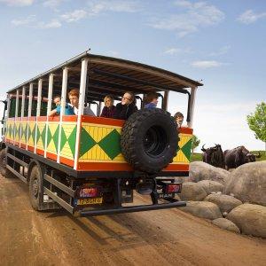 WILDLANDS Serenga safari