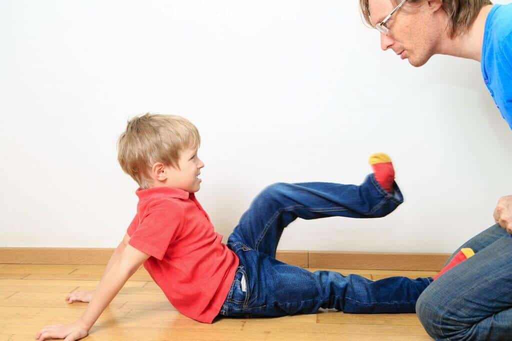 Kind vertoont lastig gedrag