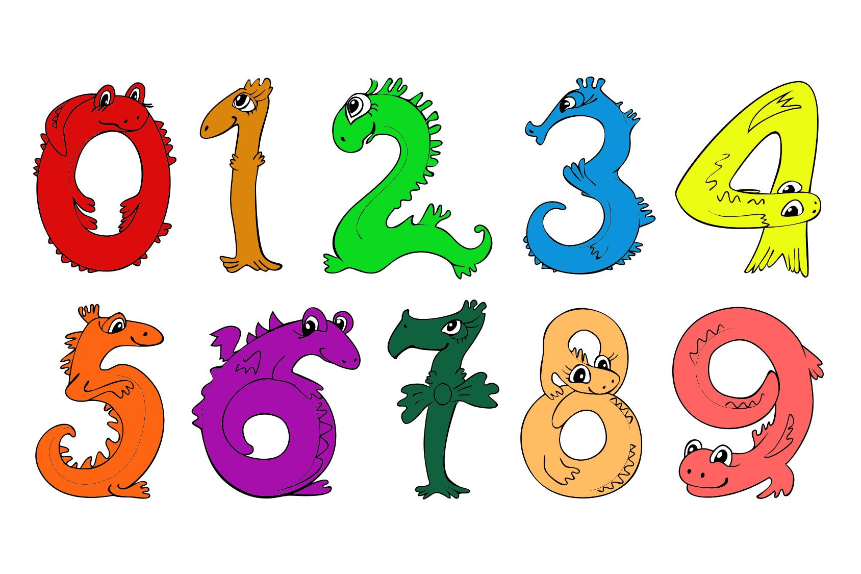 Kleurplaat Cijfers 136 Kleurplaten Van Cijfers Nummers