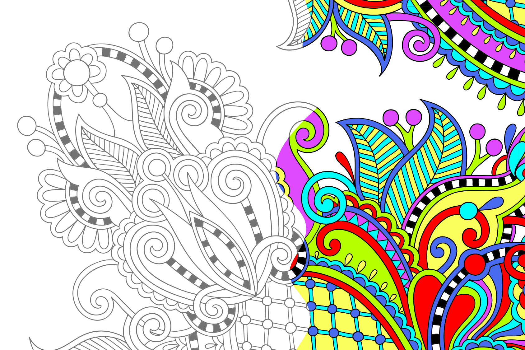 Kleurplaten Voor Volwassenen Voorbeelden.Kleurplaten Volwassenen 54 Kleurplaten Voor Volwassenen Om