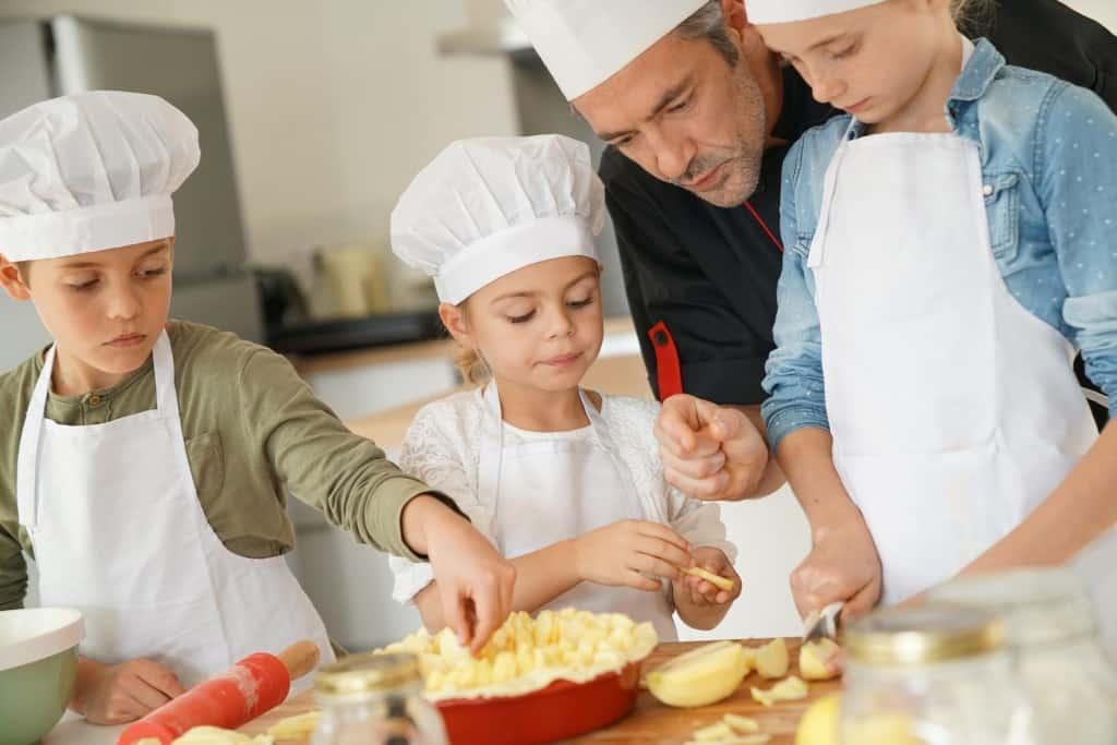Workshop koken kinderen